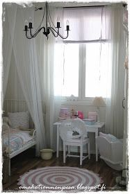 Oma koti onnenpesä: Keväistä ilmettä ja koriliinasta tyynyksi