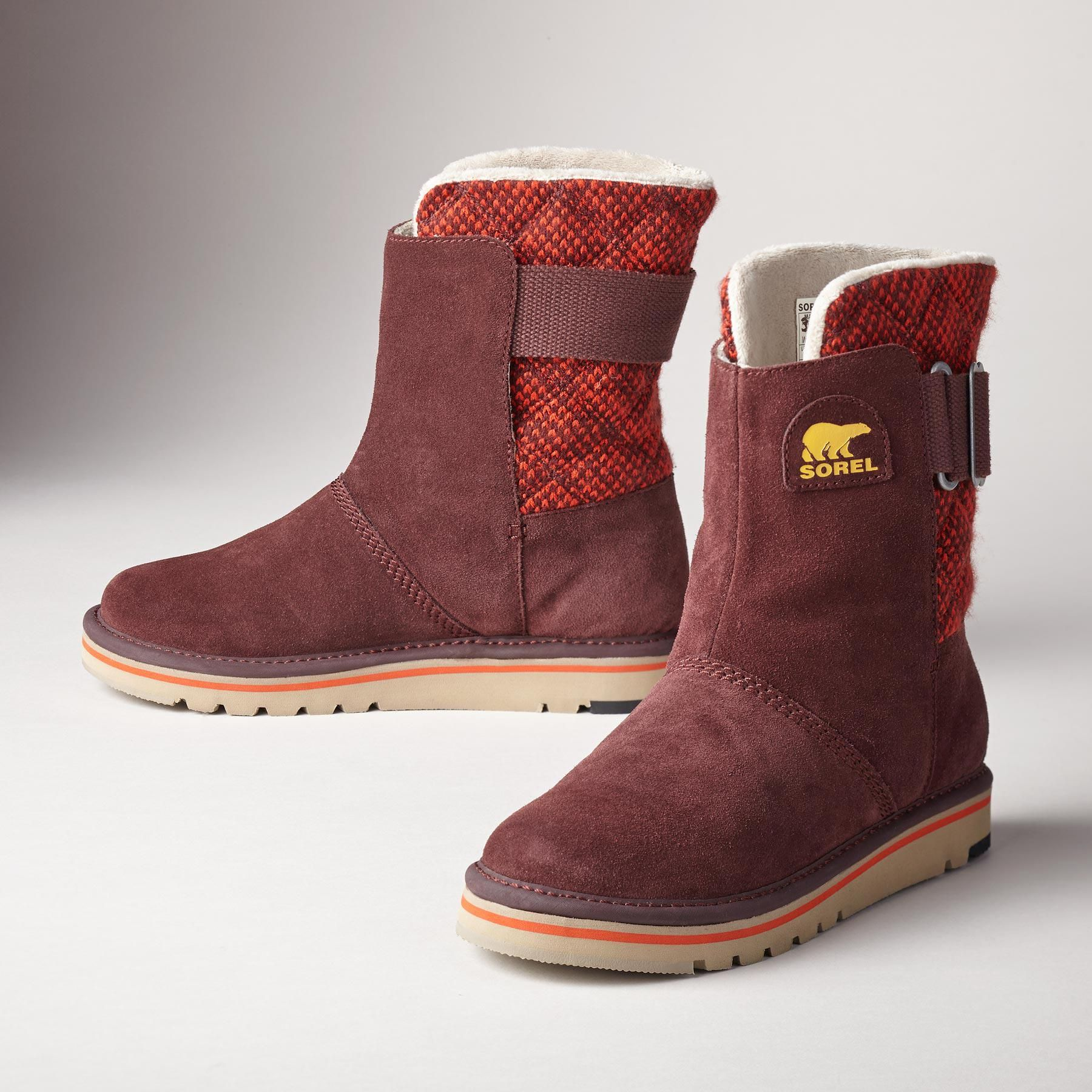 so cheap best loved super cute CAMPUS BOOTS -- Adventure is calling: Sorel®'s slip-on boots are ...