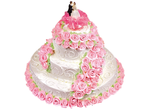 Наш магазин предлагает широкий ассортимент свадебных тортов за заказ в Воронеже. Красивый и вкусный свадебный торт сделает Ваш праздник незабываемым!