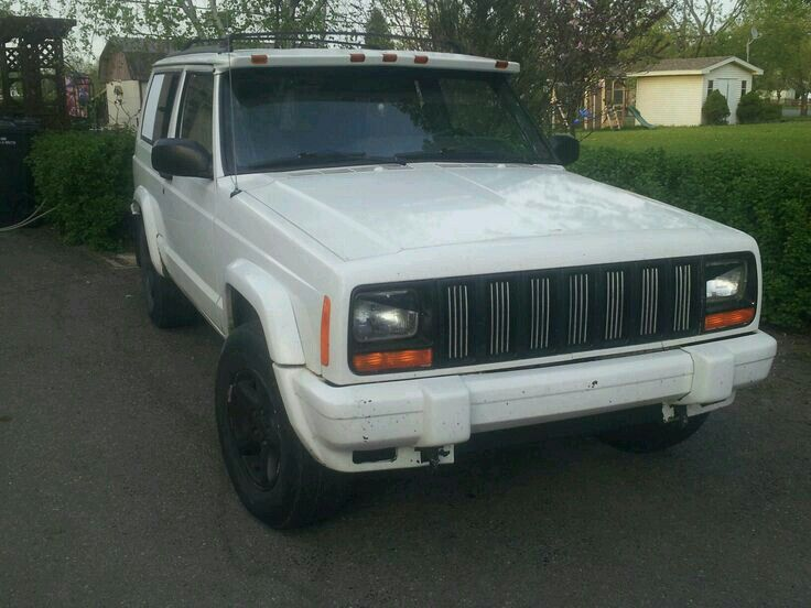 Jeep cherokee xj 1998 2door