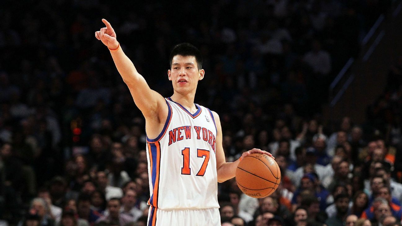Lin 'floored' by Knicks' TV showcase of Linsanity in 2020