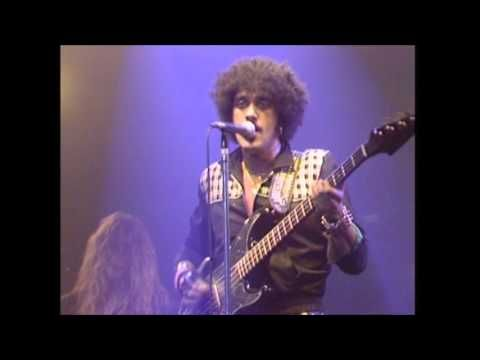 Thin Lizzy The Boys Are Back In Town Live 1983 Hd Wall Of Sound Thin Lizzy Best Song Ever