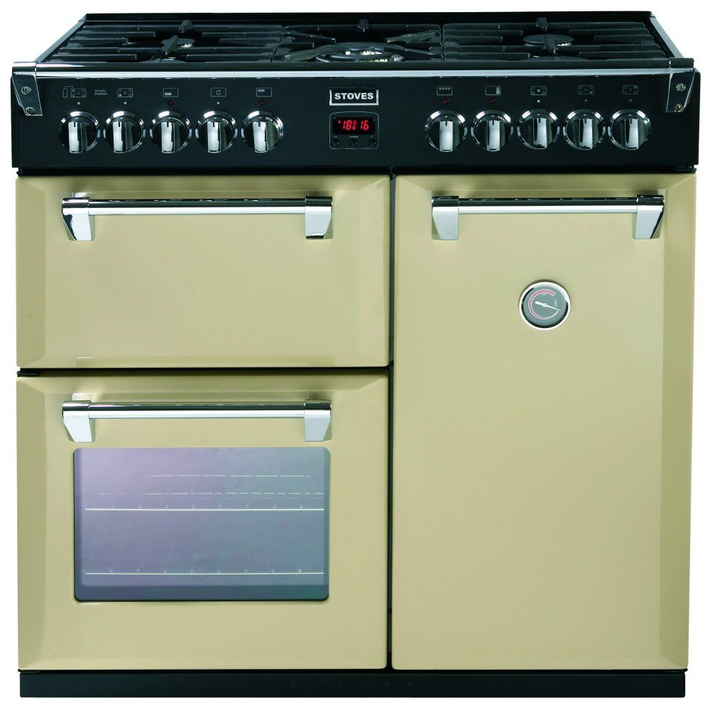 Electric kitchen stoves  Stoves Richmond mm Dual Fuel Cooker RICHMONDDFT RICHMOND