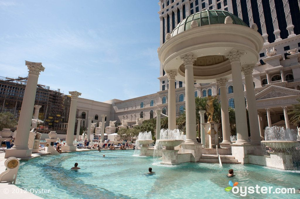 Caesars Palace Review What To Really Expect If You Stay Caesars Palace Pool Hotel Hotel Pool