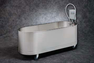 Whitehall Stainless Steel Mobile Lo-Boy Whirlpool #hydrotherapy #sportsmedicine #rehabilitation
