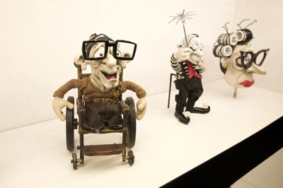 Mary And Max Behind The Scenes Exhibition