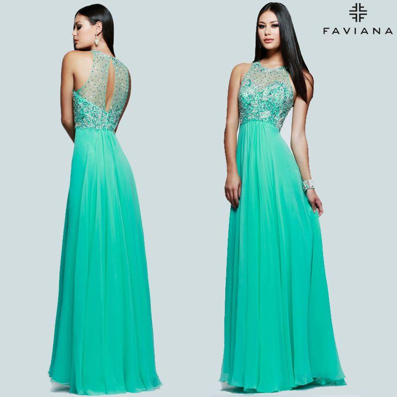 Prom Dresses - 2019   Faviana