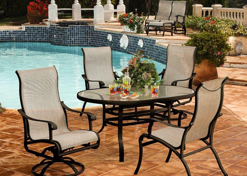 California Patio Outdoor Dining Collections Backyard ideas
