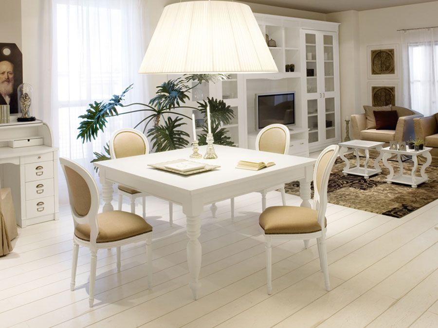 Sala Da Pranzo Classica: 25 Idee per Arredare con Gusto | Pinterest ...