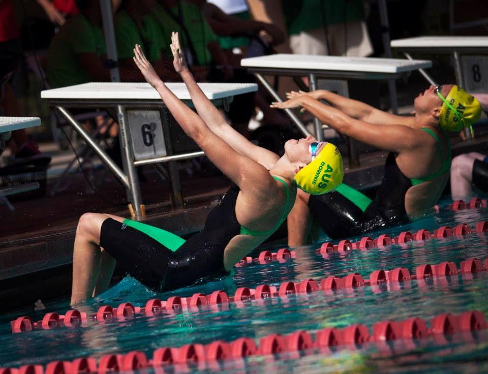 2014 Pan Pacific Para Swimming Championships Rose Bowl Aquatic