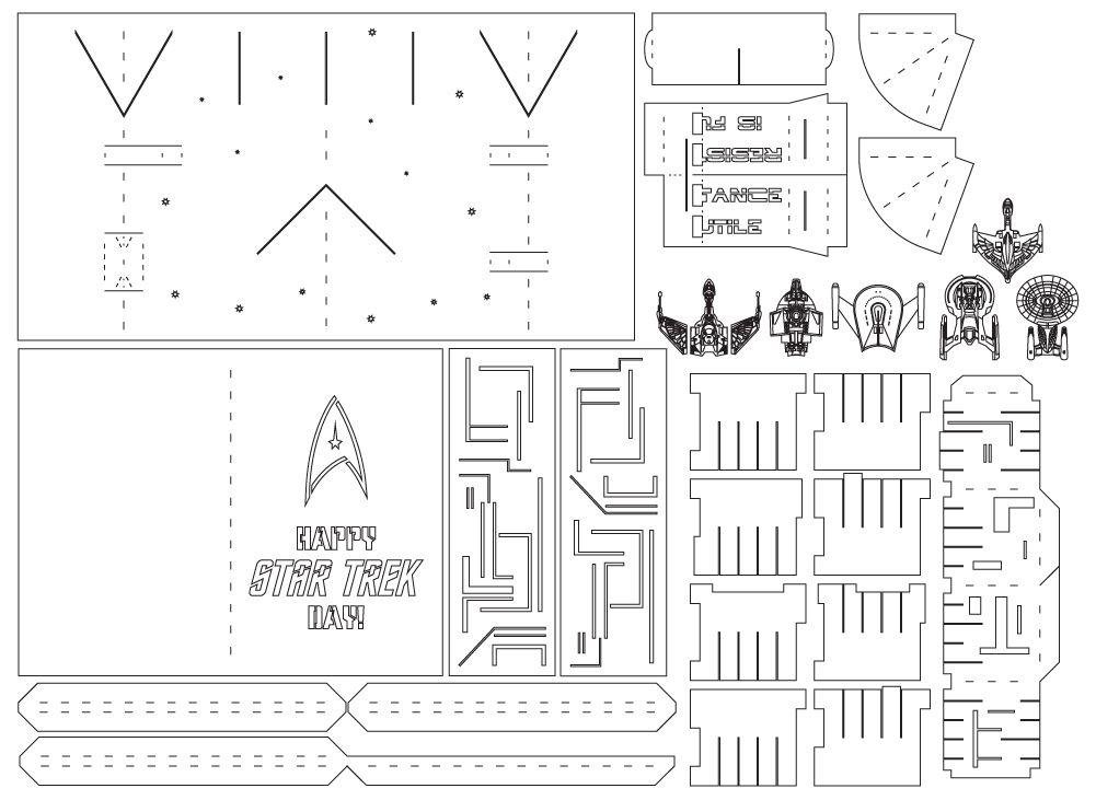 ship layout