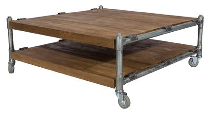 8 T S 4 12 Inch 4 24 Inch 4 Casters 45 Plus Casters Table