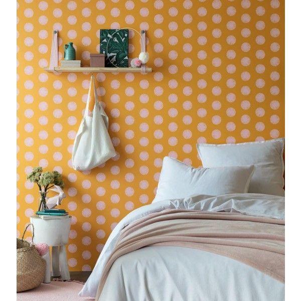 Pom-pom girl jaune - Collection Smile de Casélio