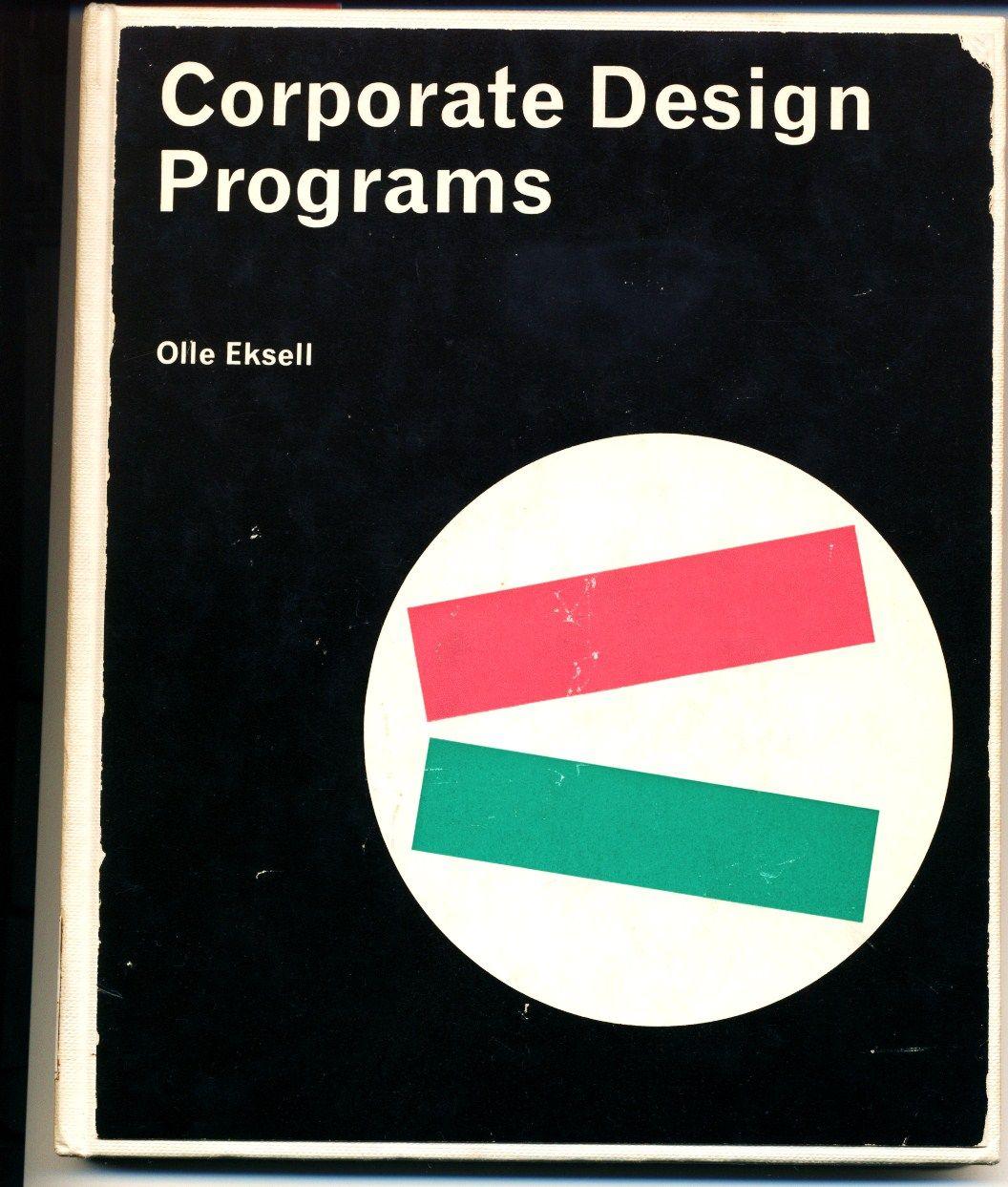 Corporate Design Programs - Olle Eksell