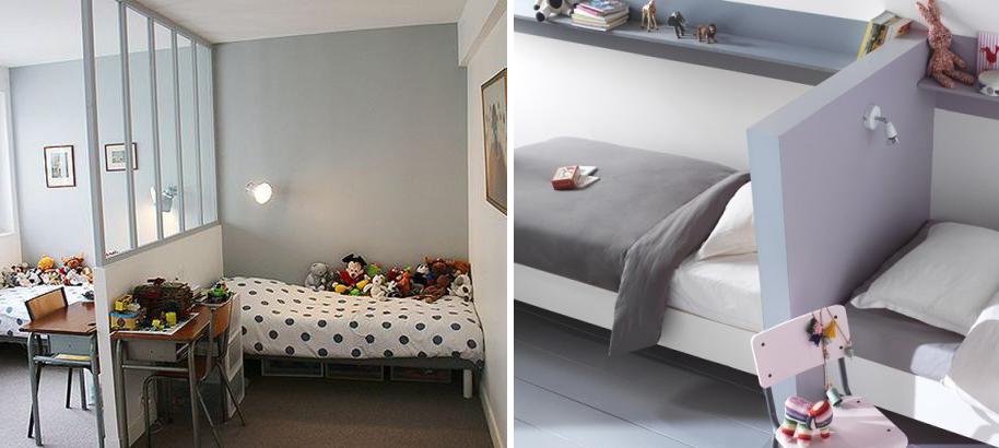 Comment Amenager Une Petite Chambre Pour 2 Enfants Amenagement