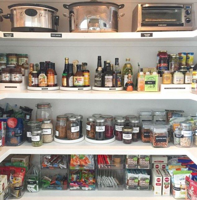 11 Ideas For A Perfectly Organized Kitchen: How To Turn Your Cluttered Cupboard Into The Perfect
