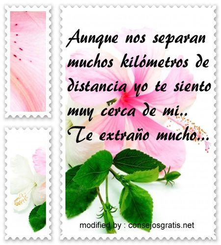Lindas Frases De Amor A Distancia Para Mi Novia Mensajes De