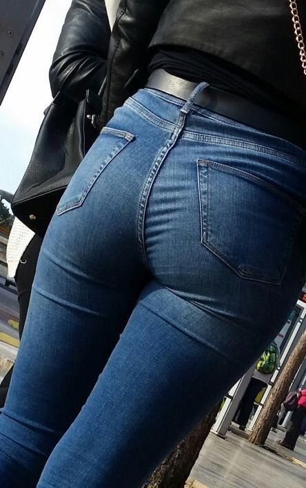 Amusing piece ass bootay bum butt jeans simply excellent