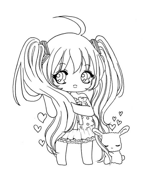 cute chibi coloring pages Cute Chibi Coloring Pages | color | Chibi coloring pages, Coloring  cute chibi coloring pages