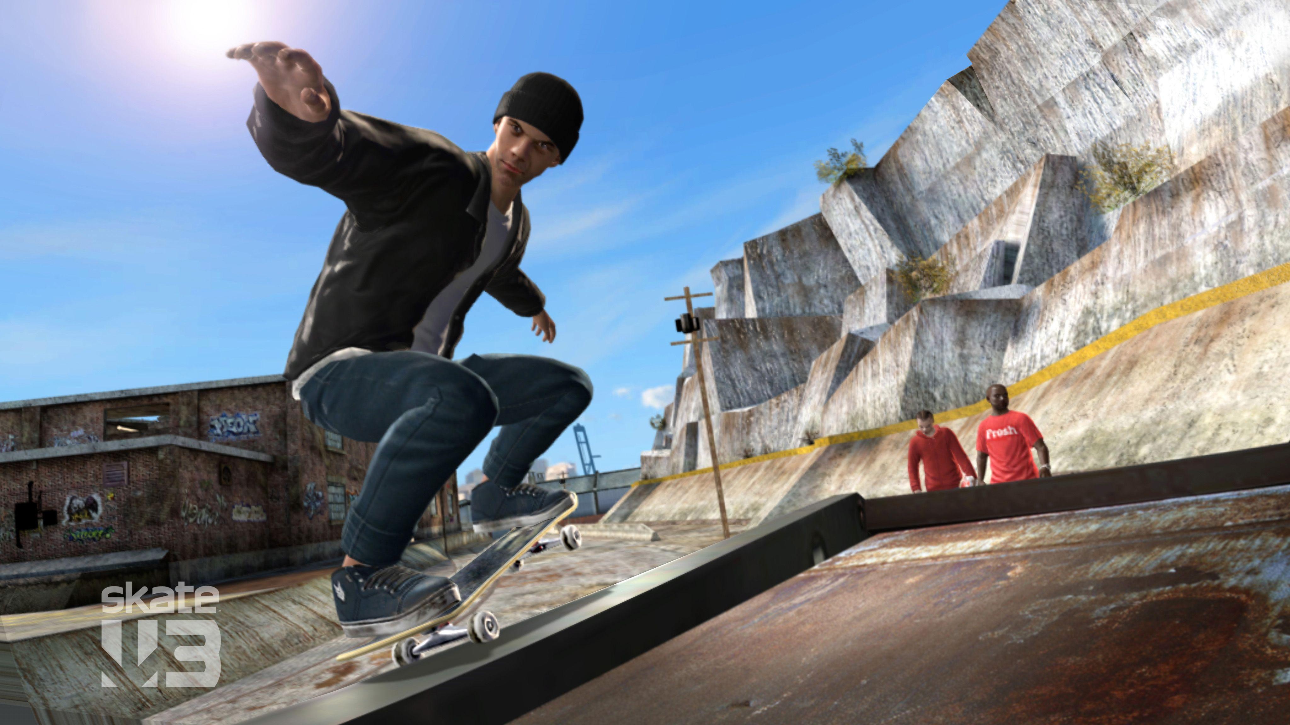 Skate 3 Wallpaper