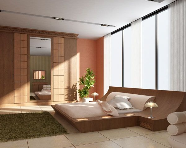 Minimalist Zen Bedroom Design Bedroom Pinterest