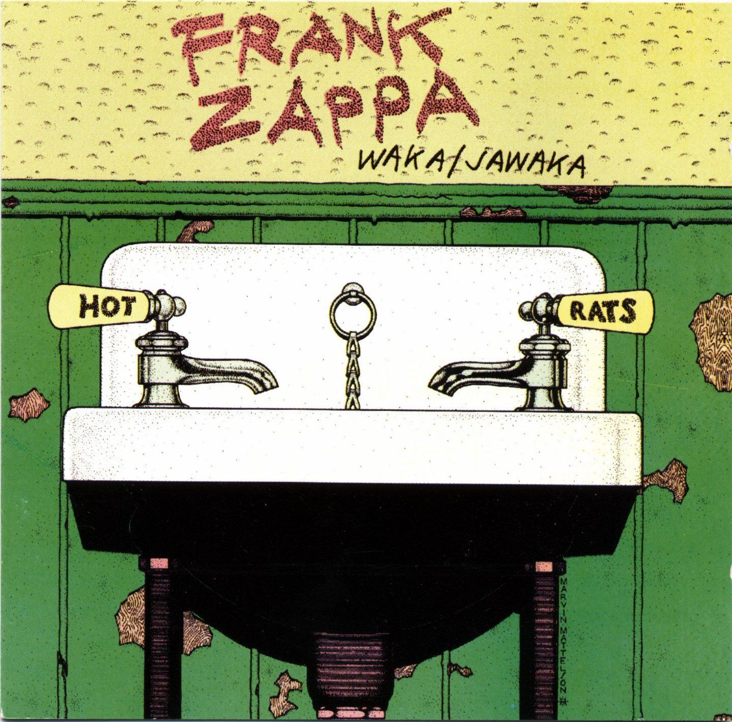 Frank Zappa Album Cover Frank Zappa Zappa Album Cover Art