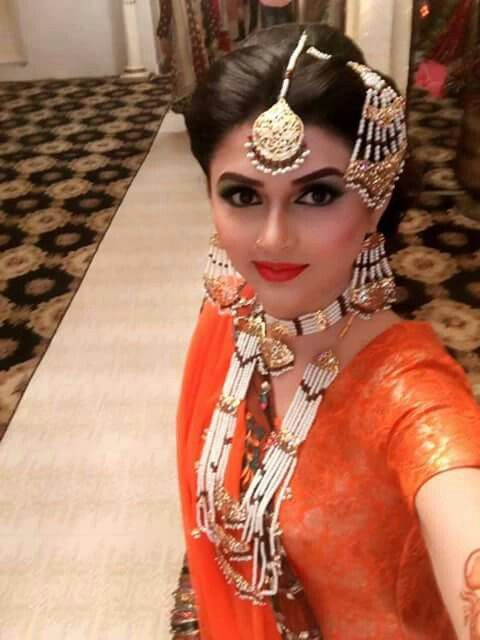 Punjabi Jewellery Multan Bridal Jewellery Inspiration Bridal