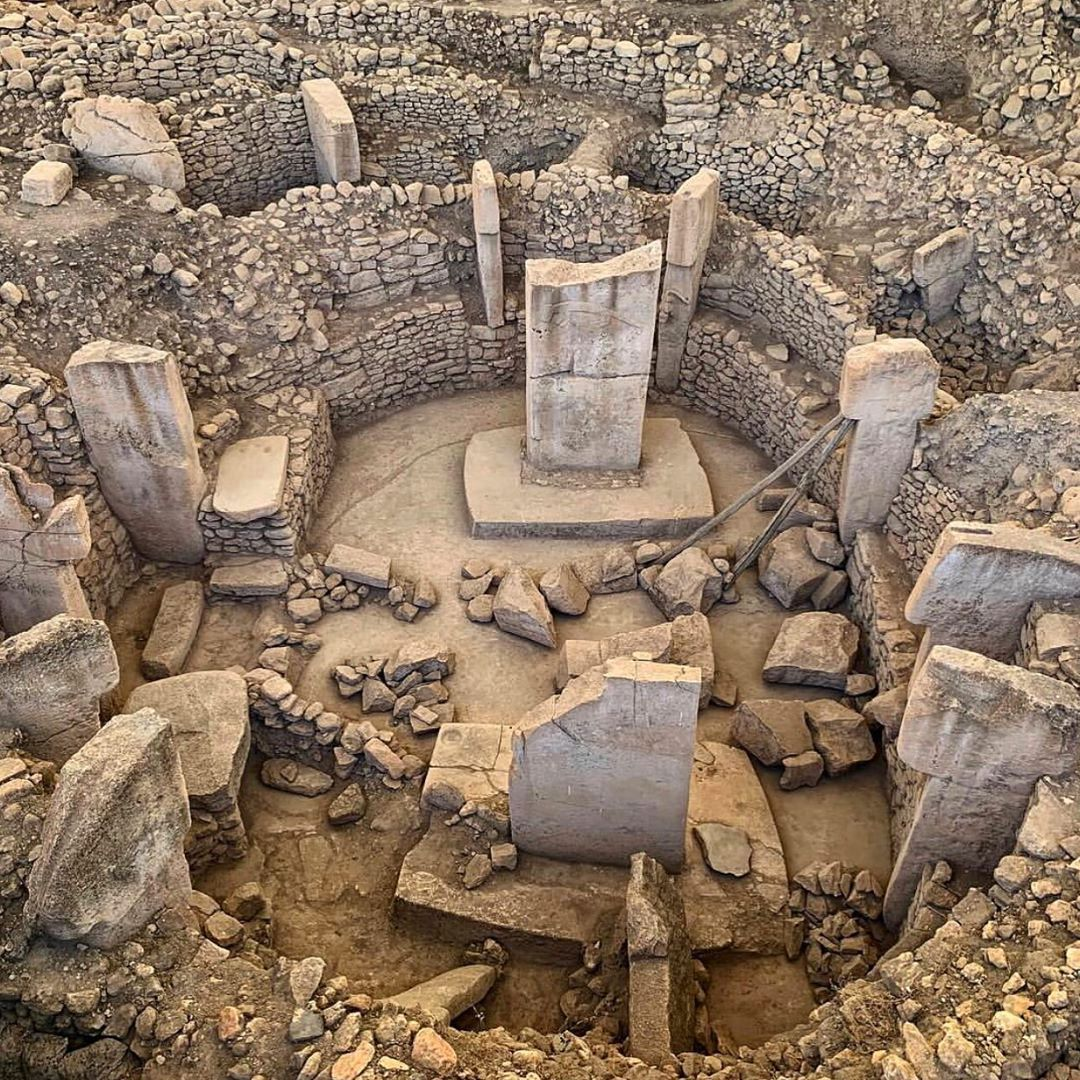 Megalithic Marvels On Instagram The Mysterious Gobekli