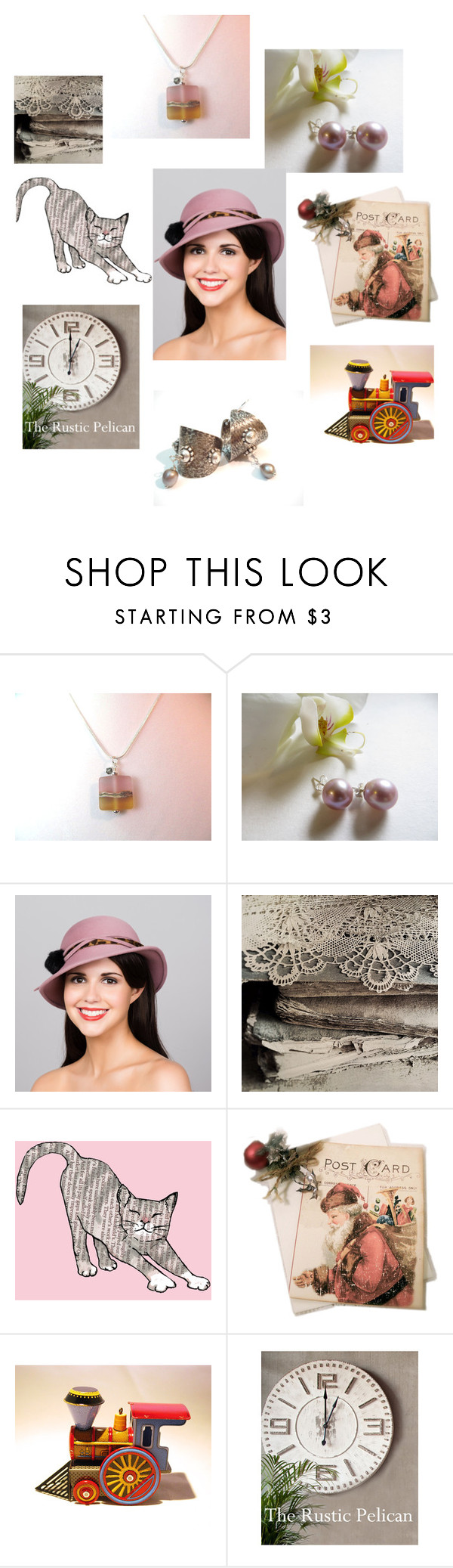 """""""Christmas Wishes"""" by inspiredbyten ❤ liked on Polyvore featuring Cluny"""