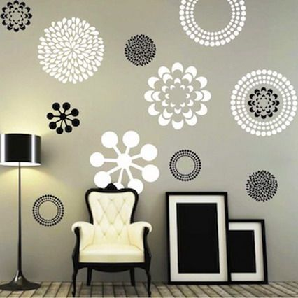 1000 images about walls on pinterest wall stickers wall stickers for bedrooms and fence painting