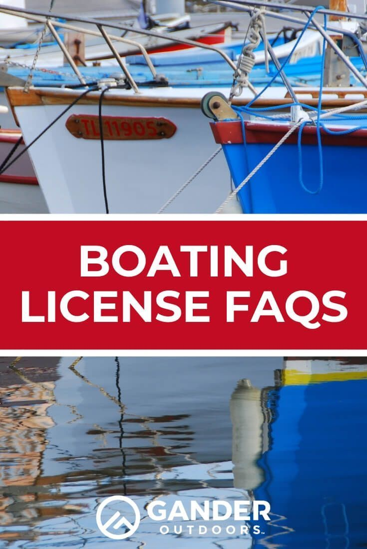 Boating license faqs boating license boating tips boat