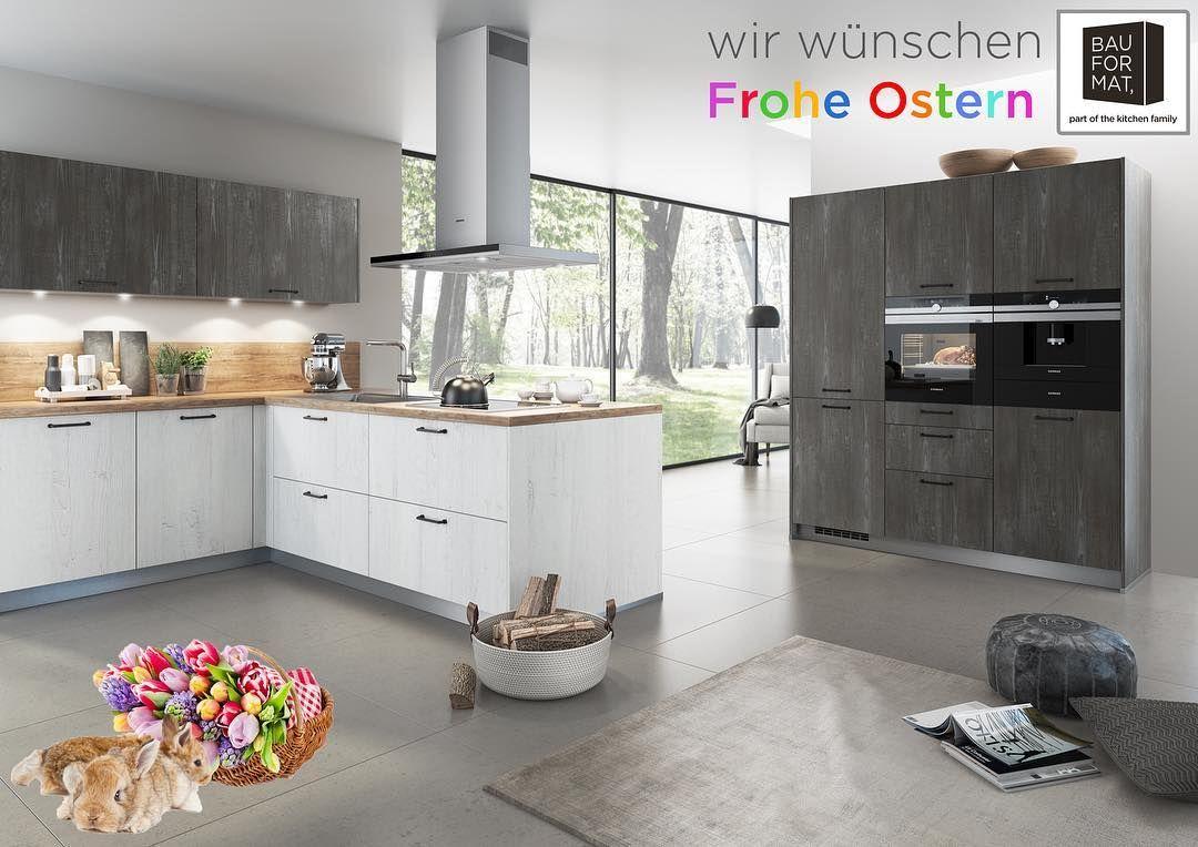 """Bauformat Küchen GmbH&Co. KG on Instagram: """"The kitchen family"""