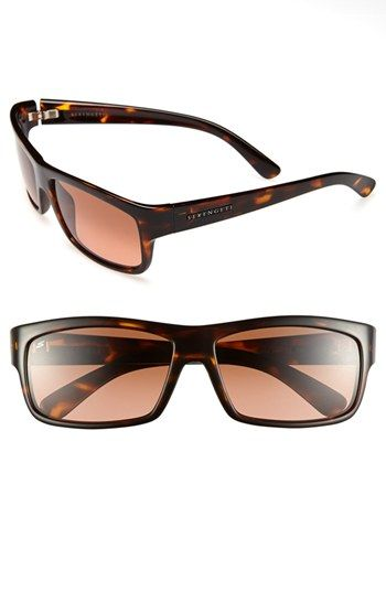 Serengeti 'Martino' 64mm Polarized Sunglasses available at #Nordstrom