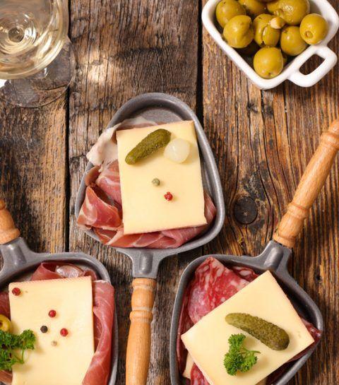 15 originelle Raclette-Ideen - #raclette - 15 originelle Raclette-Ideen #racletteideen