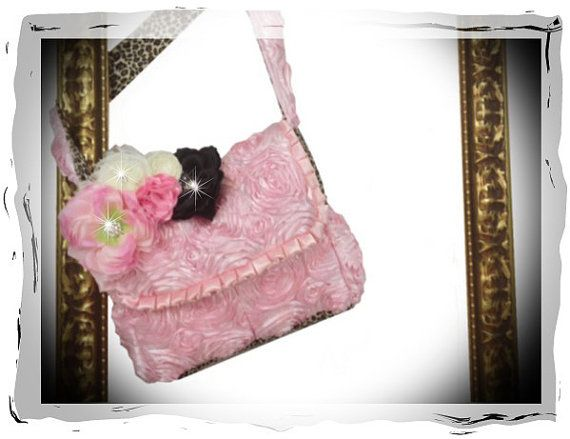 Custom 3D Messenger Style Diaper Bag Diaper by BabyCarSeatCovers
