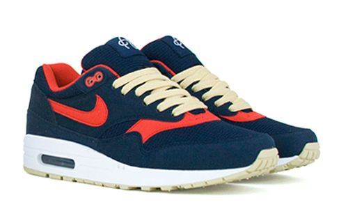 super popular 149ce 8ac35 Nike Athletic West Air Max 1 + Air Maxim 1  TheShoeGame.com - Sneakers   Information