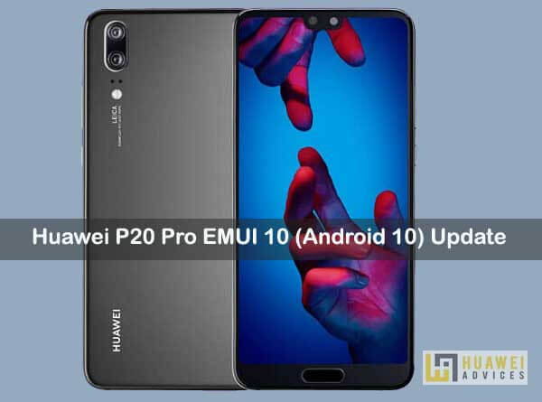 Huawei P20 Pro Emui 10 Android 10 Update Download Installation Clt Tl01 Clt L29 Clt Al01 Al00 L29 Huawei Advi Software Update Party Apps App Icon