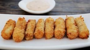Jax Hamilton's Crispy Cheesy Potato Stuffed Croquettes - Good Morning TVNZ