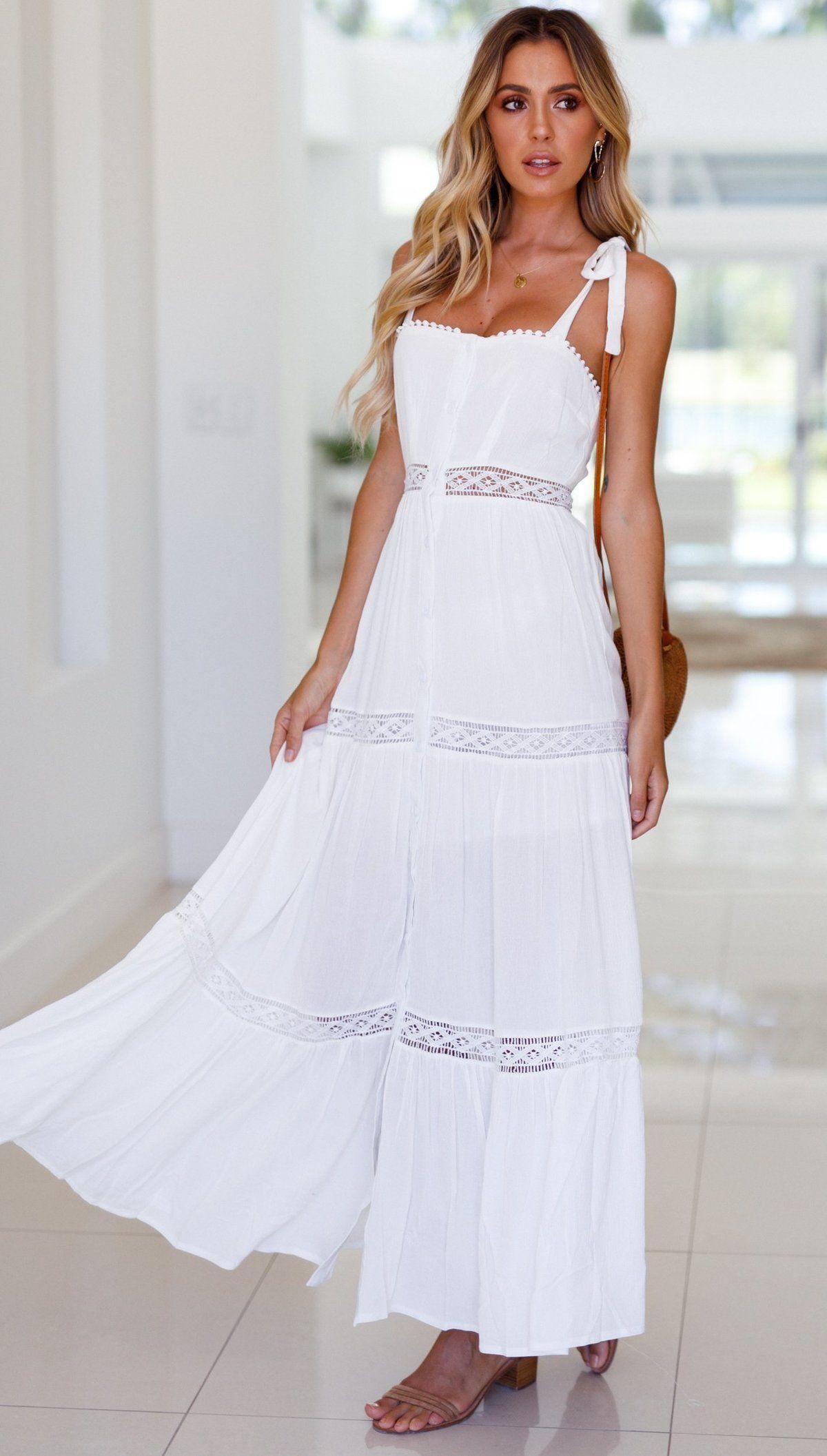 White Backless Maxi Dress White Backless Maxi Dress Beige Bridesmaid Dress Vinyl Dress [ 2114 x 1200 Pixel ]