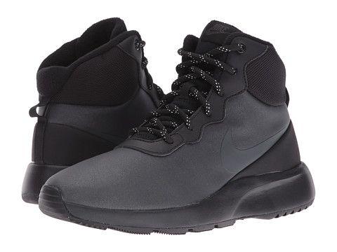 Nike Tanjun High Winter   Black shoes