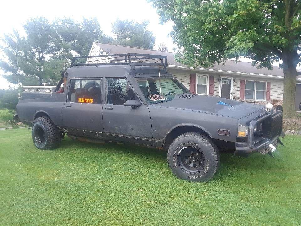 Hearse/Pickup: 1987 Chevrolet Caprice   Chevrolet caprice ...