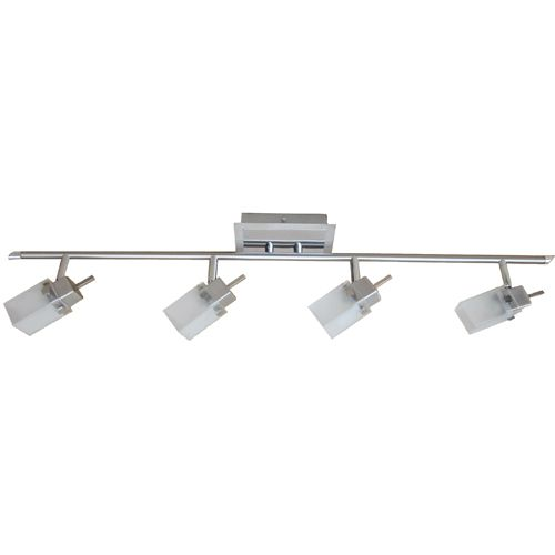 4 light track fixture rona kitchen track light 54 house