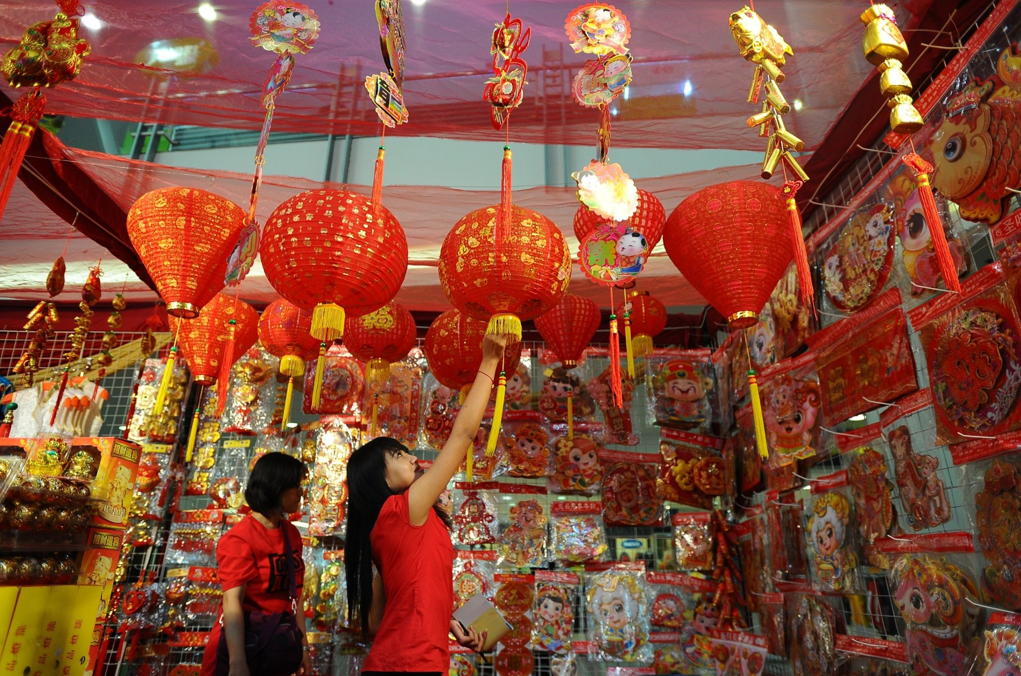 Lunar New Year In China In Pictures New Year Celebration Chinese New Year Newyear