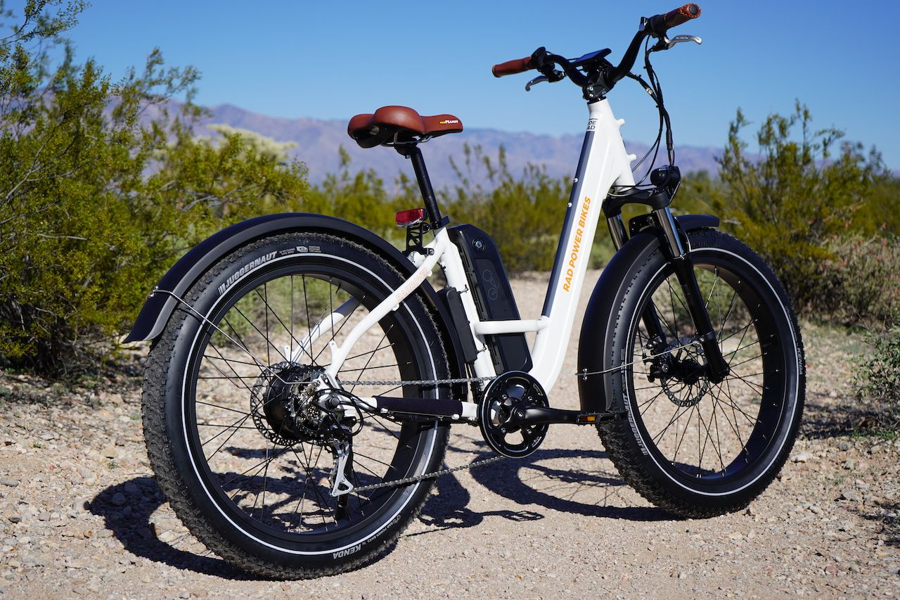 Rad Power Bikes Radrover Step Thru Review Part 1 Pictures Specs Electric Bike Report Electric Bike Ebikes Electric Bicycles E Bike Reviews In 2020 Power Bike Ebike Electric Bicycle Eletric Bike
