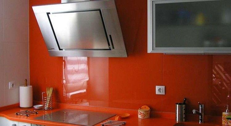 Cristales para pared de cocina cristaleria - Cristales para paredes ...