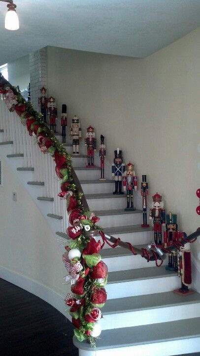 Army Of Nutcrackers A Great Way To Display Your
