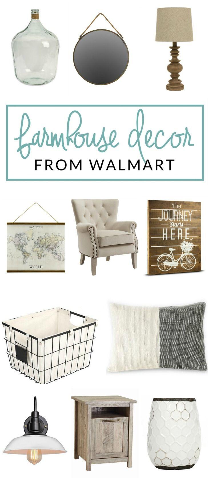 Don\'t Knock It \'Til You Try It: Walmart Farmhouse Decor Picks | Wire ...