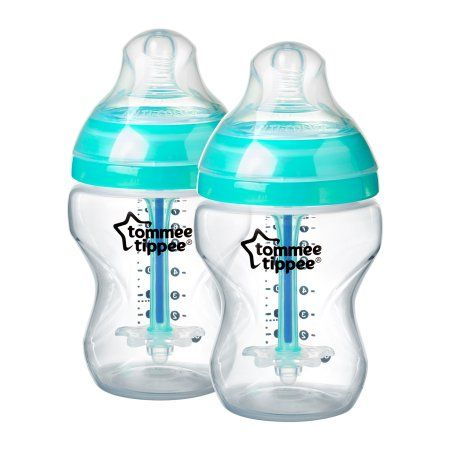 Tommee Tippee 9oz Closer to Nature Sensitive Tummy Baby