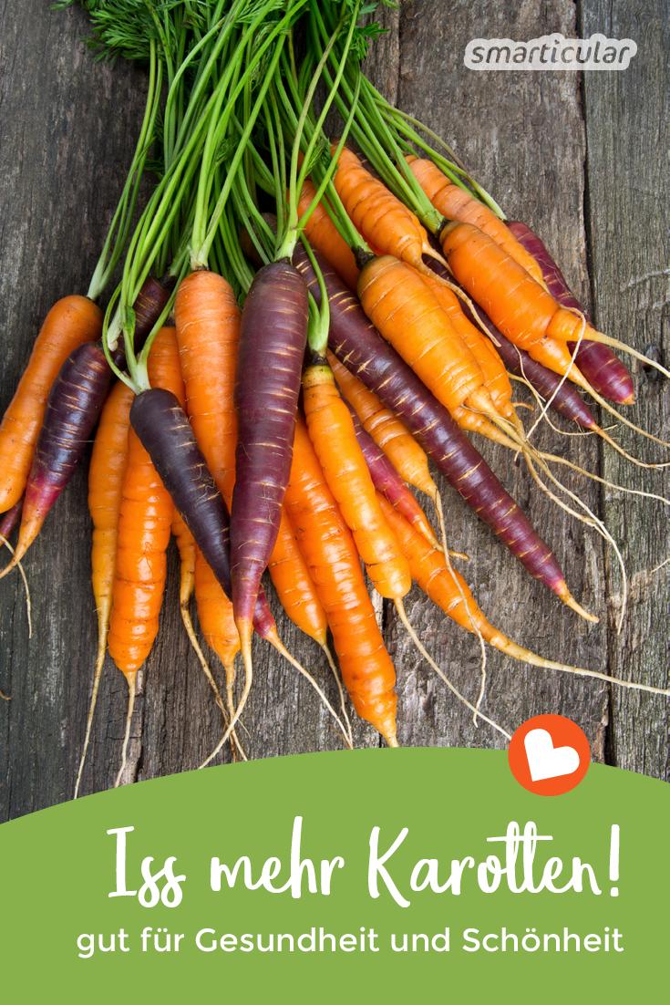 Gesunde Karotte Rezepte für den Alleskönner für Augen, Herz und ...