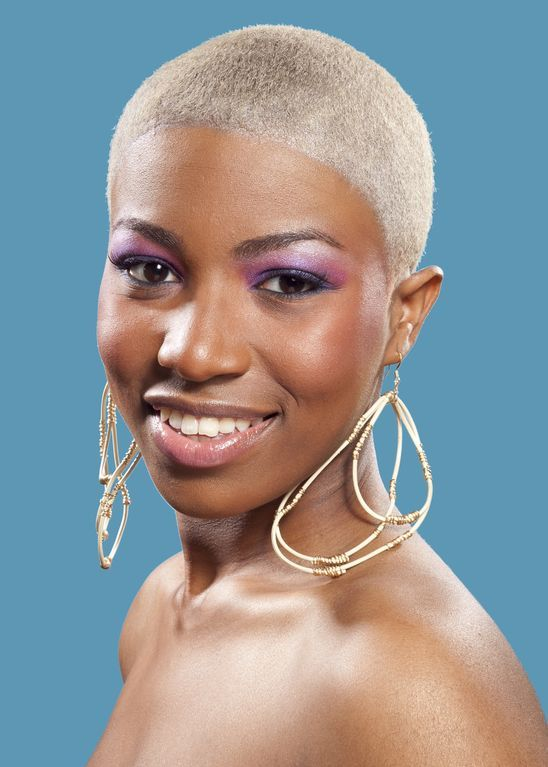 5 Best African American Bald Blonde Hairstyle